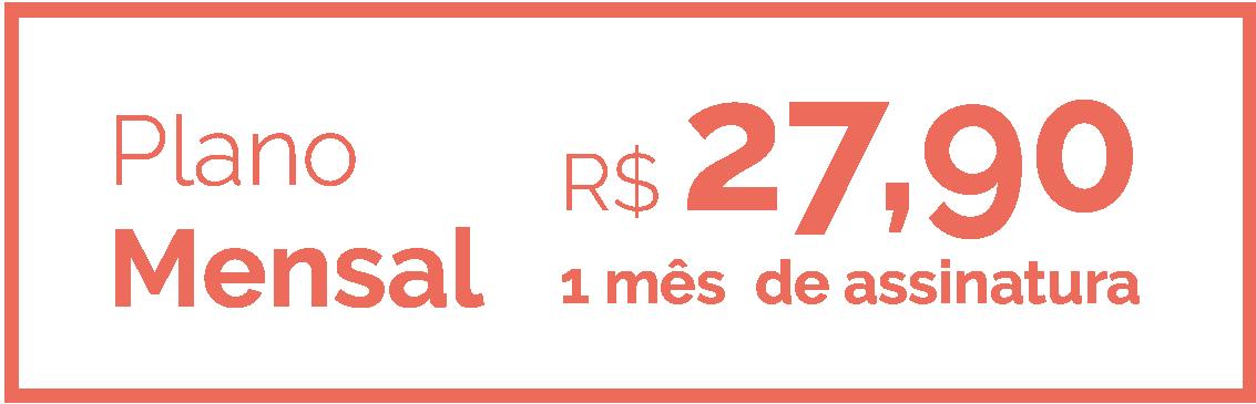 Plano Mensal - Portal Hebe Design